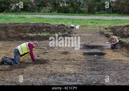 Archaeology - Stock Photo