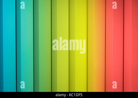 abstract colorful  background - rainbow colors, striped - Stock Photo