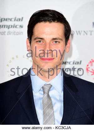 Embargoed to 0001 Tuesday October 03 File photo dated 24/06/2015 of Rob James Collier who has said his role in Downton - Stock Photo