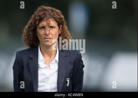 Mozzanica, Italy. 30th Sep, 2017. Rita Guarino (Juventus) Football/Soccer : Italian Women's Serie A match between - Stock Photo
