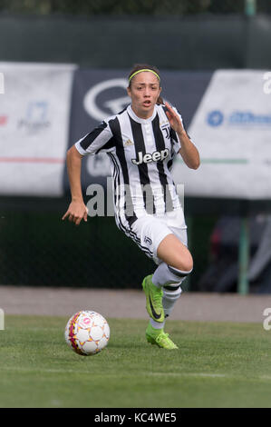 Mozzanica, Italy. 30th Sep, 2017. Benedetta Glionna (Juventus) Football/Soccer : Italian Women's Serie A match between - Stock Photo