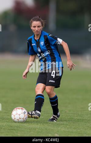 Mozzanica, Italy. 30th Sep, 2017. Daniela Stracchi (Mozzanica) Football/Soccer : Italian Women's Serie A match between - Stock Photo