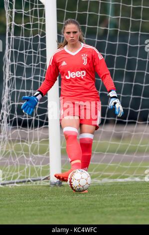 Mozzanica, Italy. 30th Sep, 2017. Laura Giuliani (Juventus) Football/Soccer : Italian Women's Serie A match between - Stock Photo