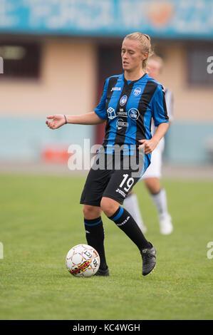 Mozzanica, Italy. 30th Sep, 2017. Cecilia Re (Mozzanica) Football/Soccer : Italian Women's Serie A match between - Stock Photo