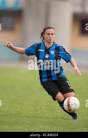Mozzanica, Italy. 30th Sep, 2017. Valeria Pirone (Mozzanica) Football/Soccer : Italian Women's Serie A match between - Stock Photo