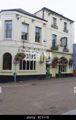 The Jericho Tavern, Walton Street, Oxford - Stock Photo