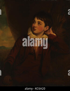 William Archer Shee (1810–1899), the Artist's Son, Sir Martin Archer Shee, ca. 1820 - Stock Photo