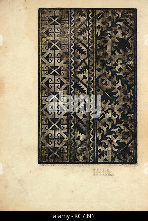 Esemplario di Lauori..., page 3 (verso), August 1, 1532 - Stock Photo