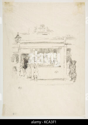 Drury Lane Rags, 1888, Transfer lithograph, drawn on medium-grain transfer paper; only state (Chicago), Image: 5 - Stock Photo