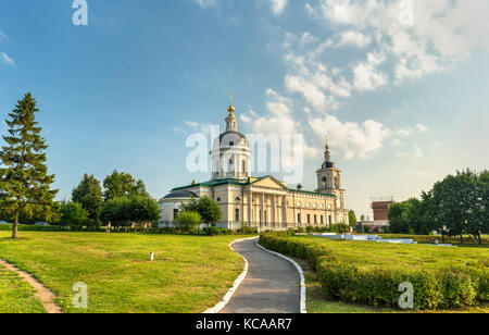 Archangel Michael Church in Kolomna, Russia - Stock Photo
