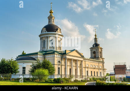 Archangel Michael Church in Kolomna, Russia - Stock Photo