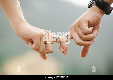 as long as love me - Stock Photo