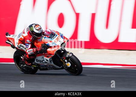 99 Jorge Lorenzo Misano, San Marino. 13th Sep, 2014. MotoGP. San Marino Grand Prix Qualifying sessions Credit: Marco - Stock Photo