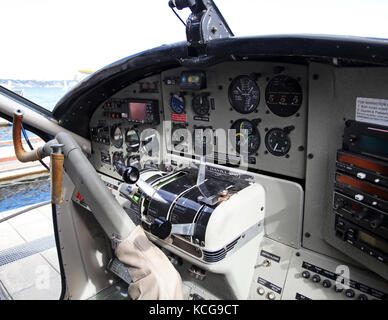 De Havilland Canada DHC-3T Vazar Turbine Otter, owned by Kenmore, Union Lake, Seattle, USA - Stock Photo