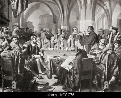 theological differences between martin luther ulrich Martin luther was a german theologian and a major leader of the protestant   doctrinal accord with ulrich zwingli on the nature of the eucharist (1529) split the   the differences between his theology and that of the roman catholic church.