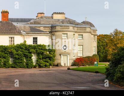 Shugborough Hall, near to Stafford, Staffordshire, England, UK - Stock Photo