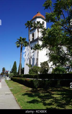 San Juan Capistrano Mission Basilica - Stock Photo