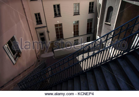 Saint Jean de Montmartre church, Montmartre, Paris 18e - Stock Photo