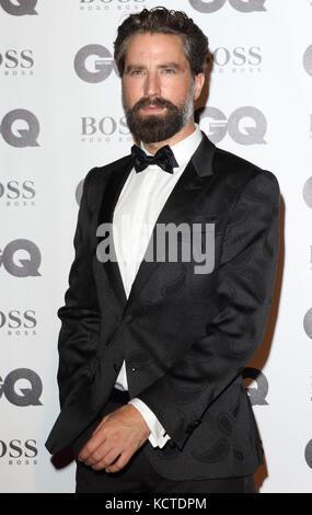 GQ Men of the Year Awards at Tate Modern, London  Featuring: Jack Guinness Where: London, United Kingdom When: 05 - Stock Photo