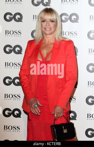 GQ Men of the Year Awards at Tate Modern, London  Featuring: Jo Wood Where: London, United Kingdom When: 05 Sep - Stock Photo