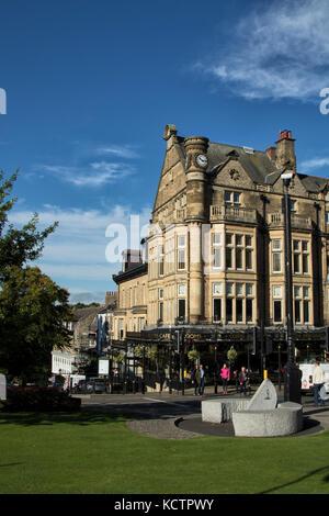 Bettys Cafe Tea Rooms,Parliament Syreet,Harrogate,North Yorkshire,England,UK. - Stock Photo