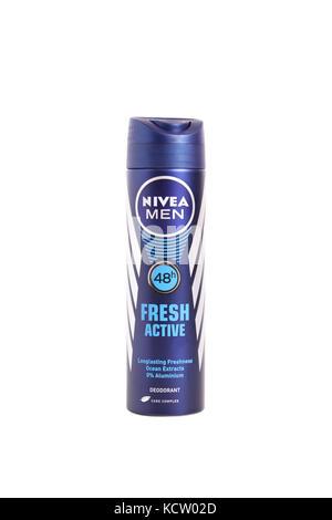 Nivea men deodorant - Stock Photo