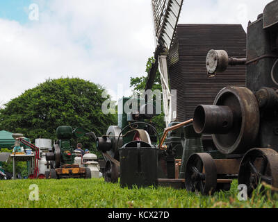 Nutley Windmill - Stock Photo