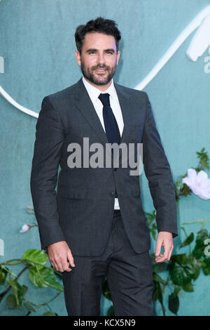 Mother Premiere Arrivals London. Britain  Featuring: Levison Wood Where: Windsor, United Kingdom When: 06 Sep 2017 - Stock Photo