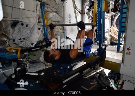 astronaut exercise weight - photo #16