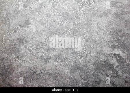 Polished plaster wall texture background Decorative and plastering in loft style. - Stock Photo