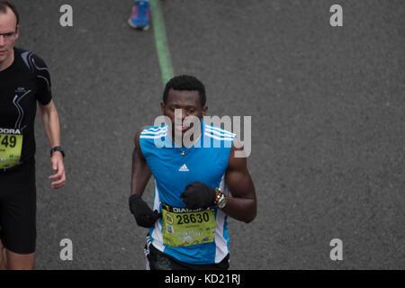 20 kilometers from Paris 2017 -  20 kilomètres de Paris 2017 - Stock Photo