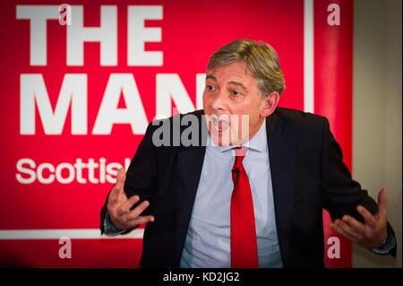Edinburgh, UK. 09th Oct, 2017. Edinburgh UK Oct 09 2017; Scottish Labour Party leadership election, 2017 hustings - Stock Photo
