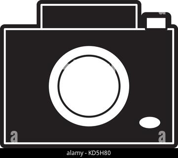 camera vector illustration - Stock Photo