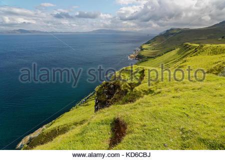 Isle of Skye - Stock Photo