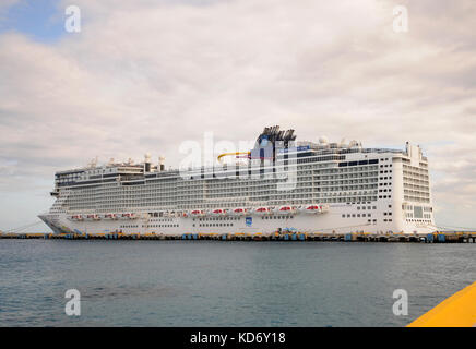 Ncl Cruise Ship Norwegian Epic Berthed At Civitavecchia Harbor Stock Photo Royalty Free Image