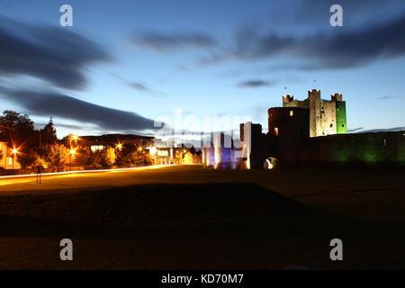 trim castle - Stock Photo