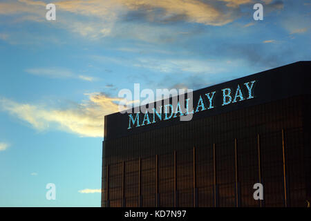Las Vegas, NV, USA. 9th Oct, 2007. June 16, 2005 - Las Vegas, Nevada USA- The Mandalay Hotel in Las Vegas, Nevada. - Stock Photo