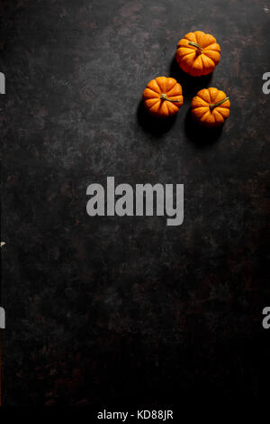 Orange Pumpkins - Stock Photo