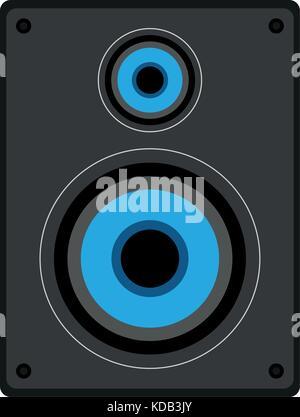 single speaker icon image  - Stock Photo