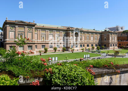 Vatican City Gallery Stock Photo Royalty Free Image
