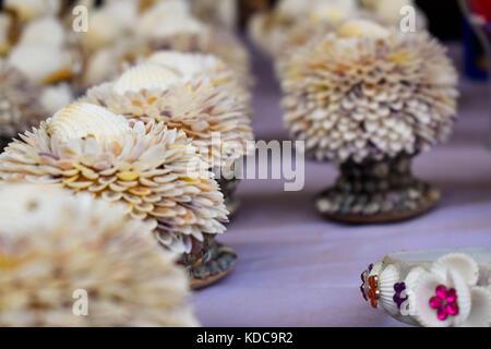 Beautiful handmade showpieces , Great background Image. - Stock Photo
