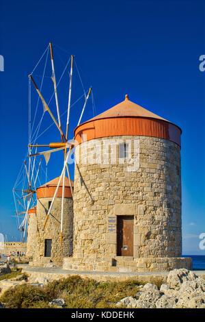 Rhode Island Windmills