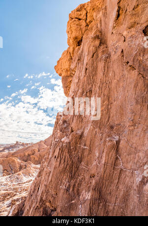 Valley of the Moon, Chile - Stock Photo