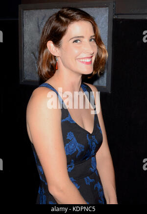 Hollywood, California, USA. 14th Oct, 2017. 14 October 2017 - Hollywood, California - COBIE SMULDERS. ''Killing - Stock Photo