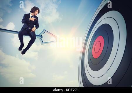 Businessman's skill - Stock Photo