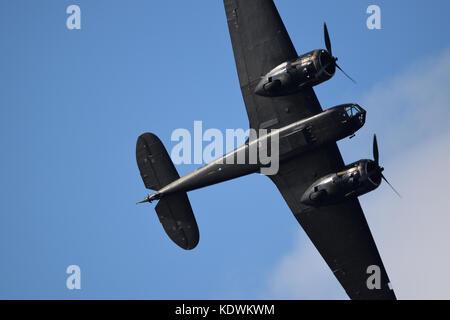 Bristol Blenheim MK1 - Stock Photo