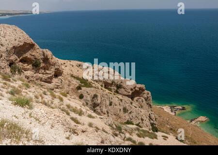 Coast of Van Lake - Turkey - Stock Photo