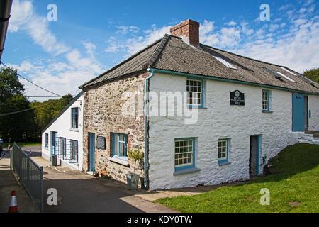 Tregwynt Mill, Haverfordwest SA62 5UX - Stock Photo