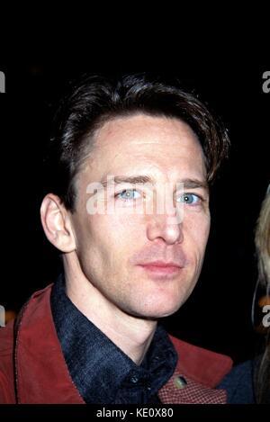 Andrew McCarthy (Sideman) at the Broadway Cares Flea Market, New York City. September 26, 1999. © Joseph Marzullo - Stock Photo