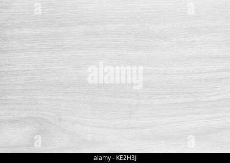 Abstract rustic surface white wood table texture background. Close up of rustic wall made of white wood table planks - Stock Photo
